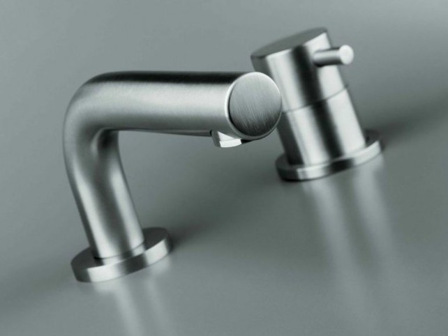 2 hole washbasin mixer COCOON MONO SET 04 by COCOON