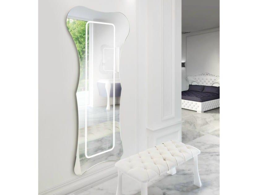 Design bathroom mirror GAU-150 by LASA IDEA