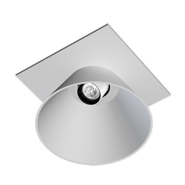 USL 6060 FOR MODULAR CEILING + PURE DOWNLIGHT 3 T