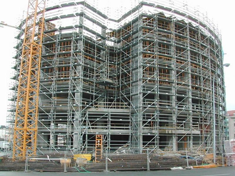 Ponteggio Multidirezionale BRIO by ULMA Construction