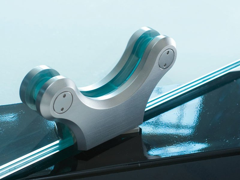 Glass door hinge OXIDAL | Hinge by Nuova Oxidal