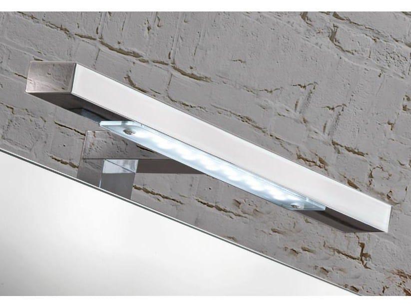 Mirror lamp ESSENTIAL 4 by LASA IDEA