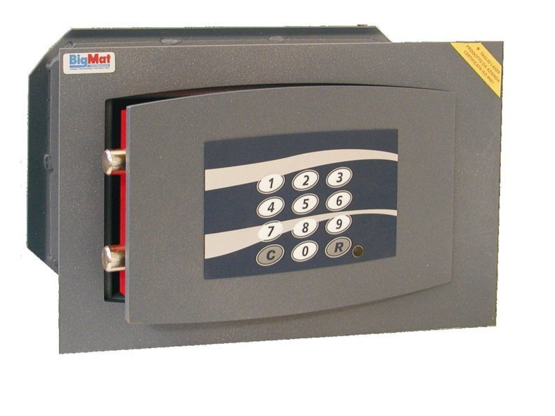 Built-in electronic combination safe SERIE 850 by BigMat