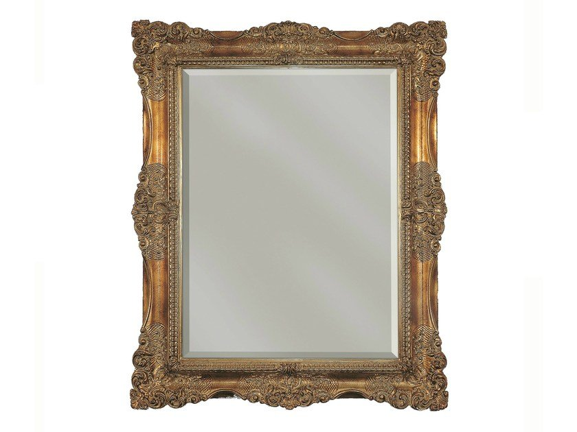 Wall-mounted framed mirror LIS by BLEU PROVENCE