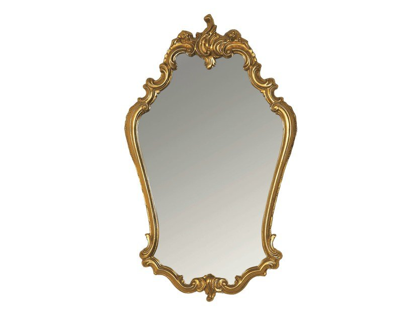 Wall-mounted framed mirror LIN by BLEU PROVENCE