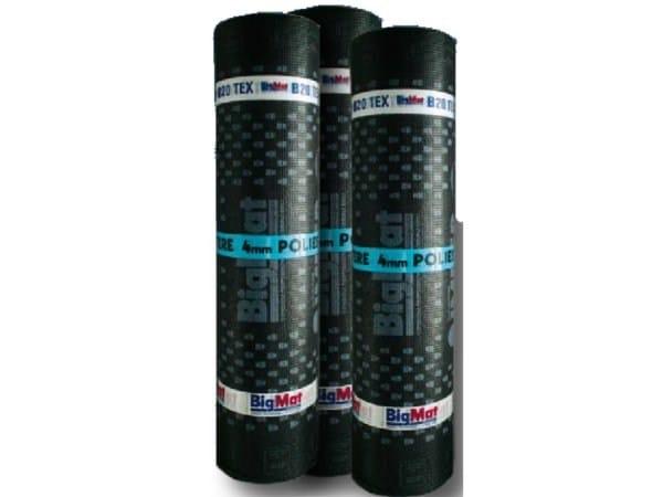 Prefabricated bituminous membrane B20 TEX by BigMat