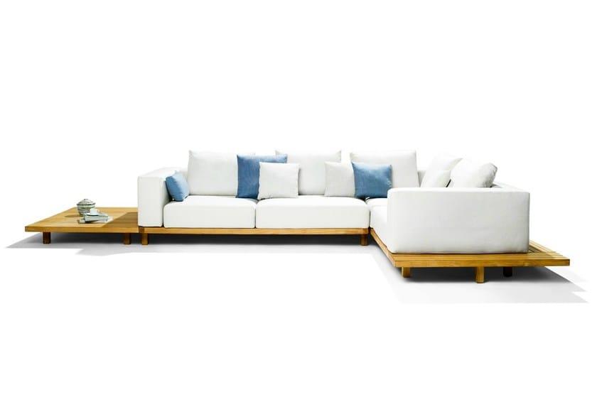 VIS À VIS | Sofa By TRIBÙ design Piergiorgio Cazzaniga