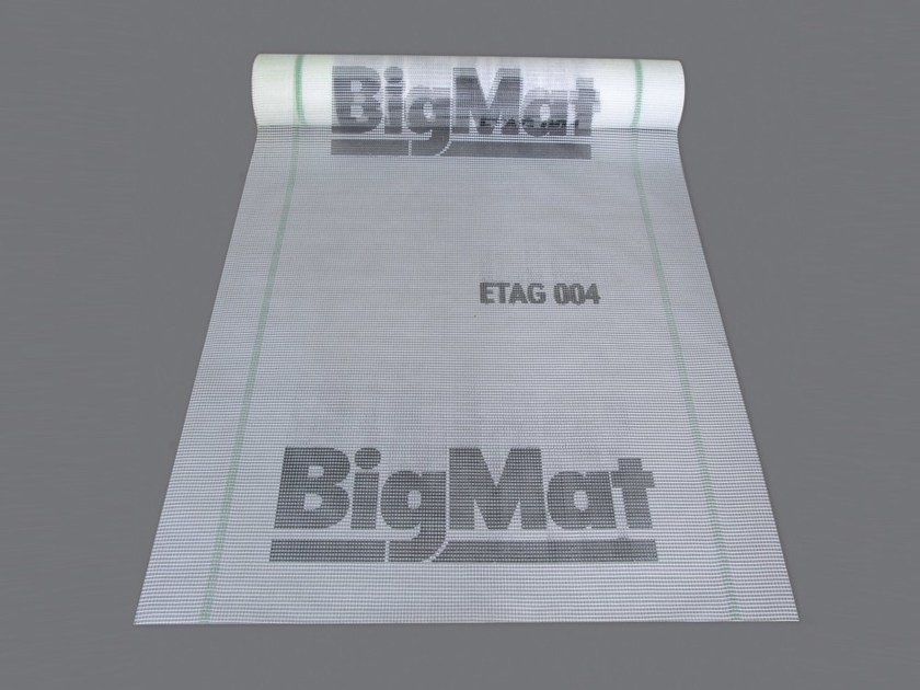 Glass-fibre Mesh and reinforcement for insulation GT 155 KC by BigMat