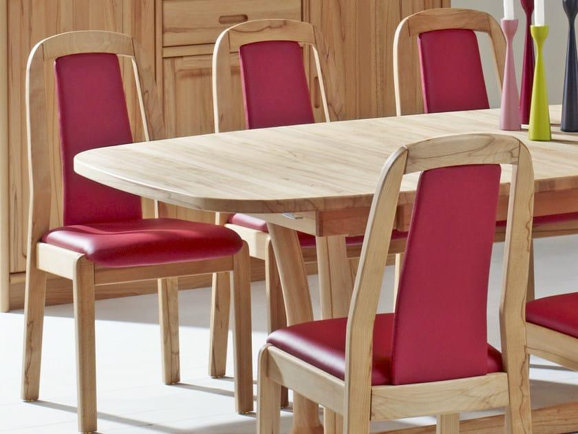 Wooden chair 1589K | Chair by Dyrlund