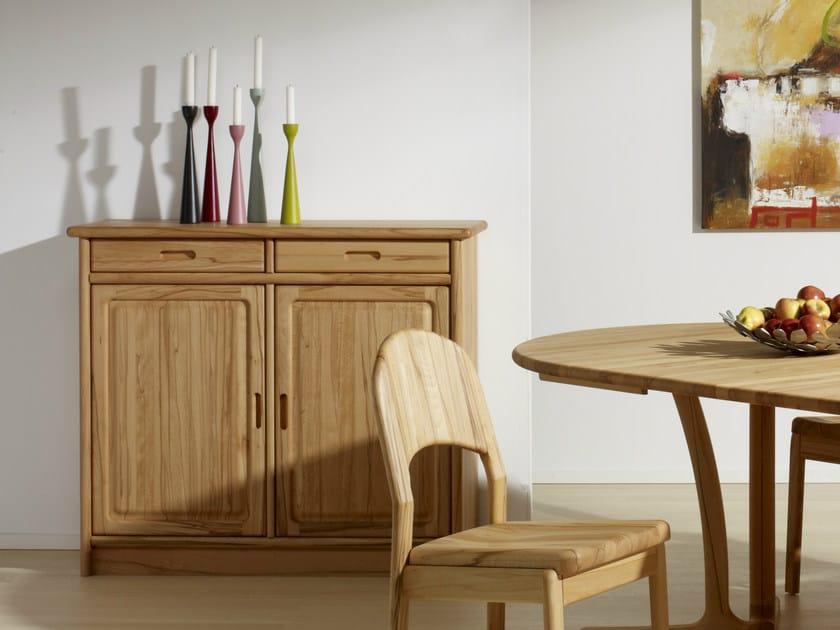 Wooden sideboard 1104M | Sideboard by Dyrlund