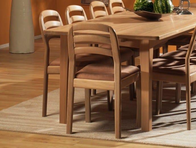 Wooden chair 1591 | Chair by Dyrlund