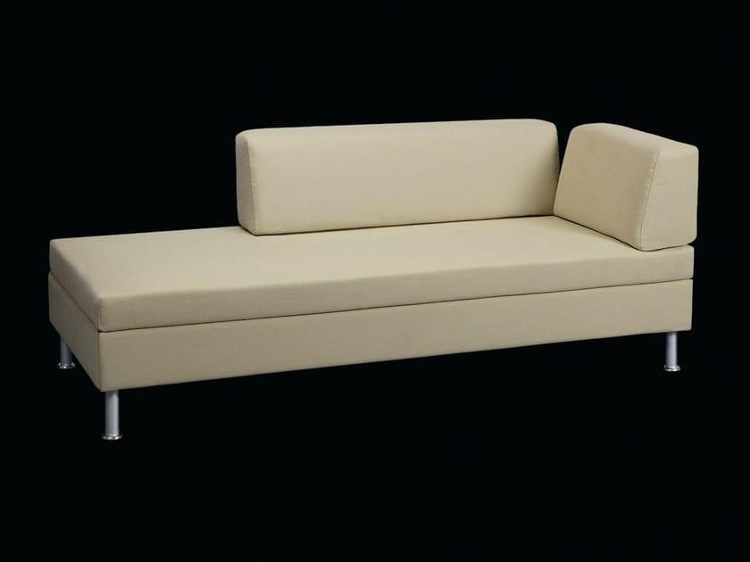 CONVERTIBLE 3 SEATER SOFA BED SINGOLO BY SWISS PLUS  DESIGN JÖRG KELLER