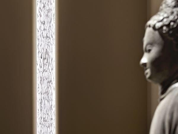 Wall-mounted Linear lighting profile SOFTPROFILE DECO STARCK by FLOS