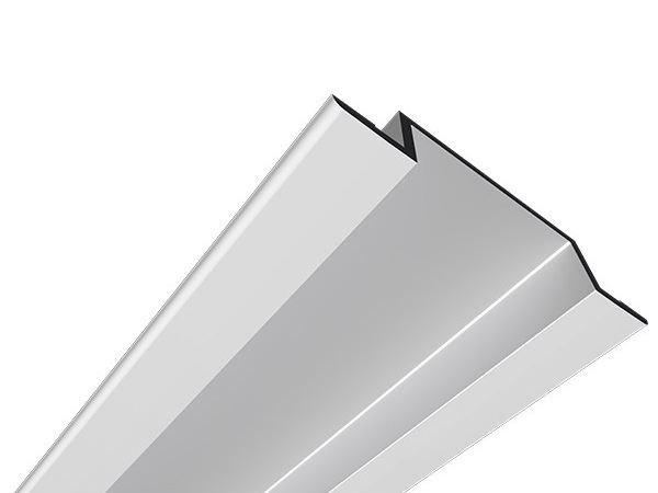 Ceiling mounted Linear lighting profile USP 01 18 06   Ceiling mounted Linear lighting profile by FLOS