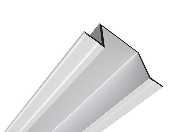 Ceiling mounted Linear lighting profile USP 01 18 15 | Linear lighting profile by FLOS