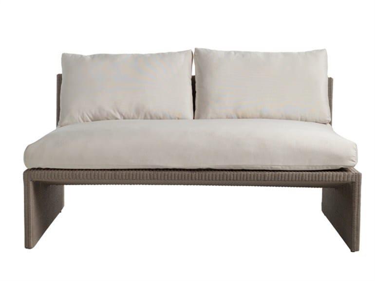 2 seater Canax® sofa TERRA SOFA | 2 seater sofa by TRIBÙ