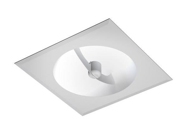 LED indirect light recessed ceiling lamp USL 111 RECESSED by FLOS