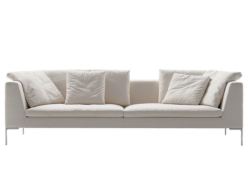charles large canap by b b italia design antonio citterio. Black Bedroom Furniture Sets. Home Design Ideas