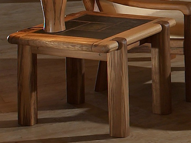 Square wooden coffee table 1511C   Coffee table by Dyrlund