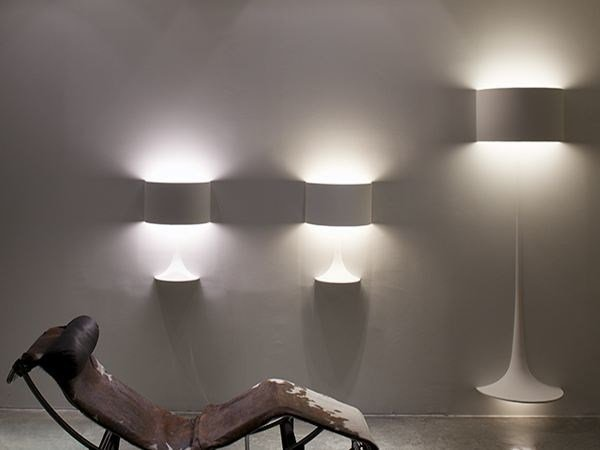 Wall lamp SOFT SPUN LARGE by FLOS