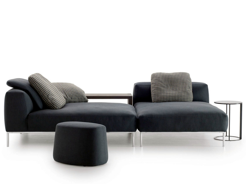 frank sectional sofa by b b italia design antonio citterio. Black Bedroom Furniture Sets. Home Design Ideas