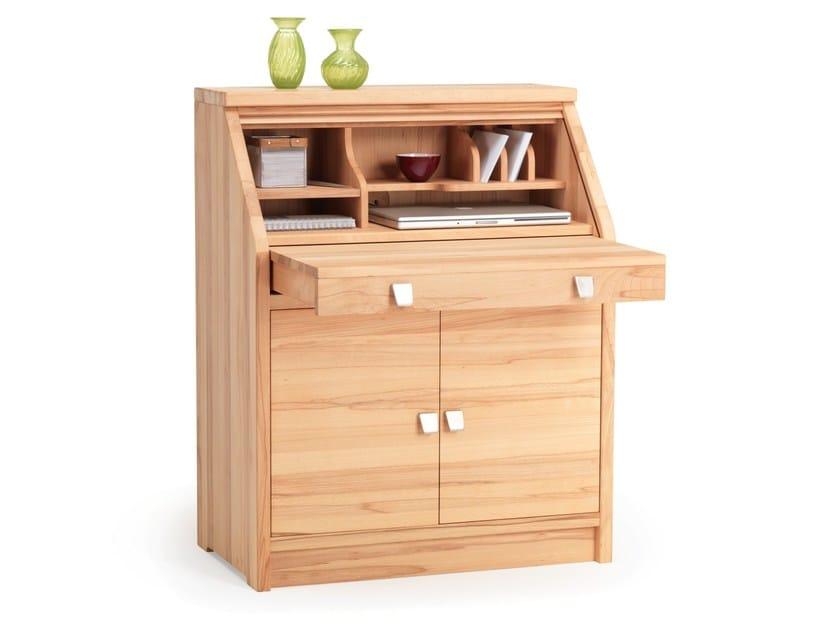 Wooden Secretary Desk 5252k By Dyrlund