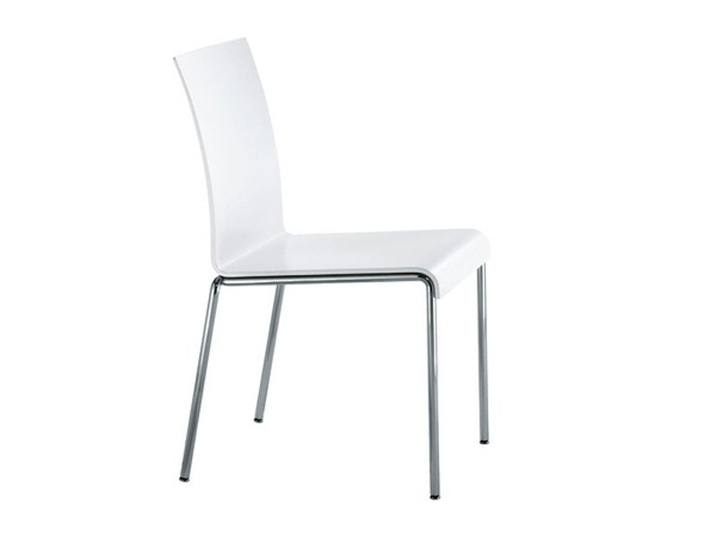 Lacquered chair VERONA   Chair by Brunner