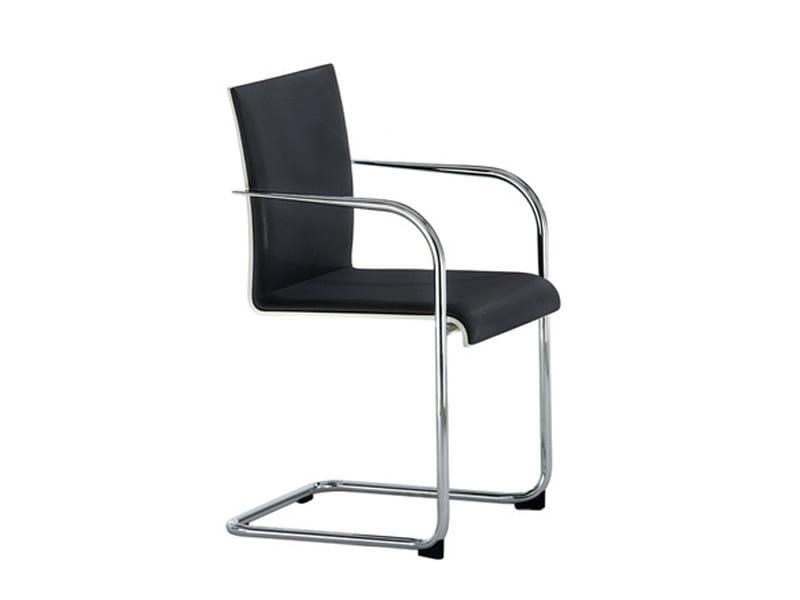VERONA   Upholstered chair By Brunner design Wolfgang C R  Mezger