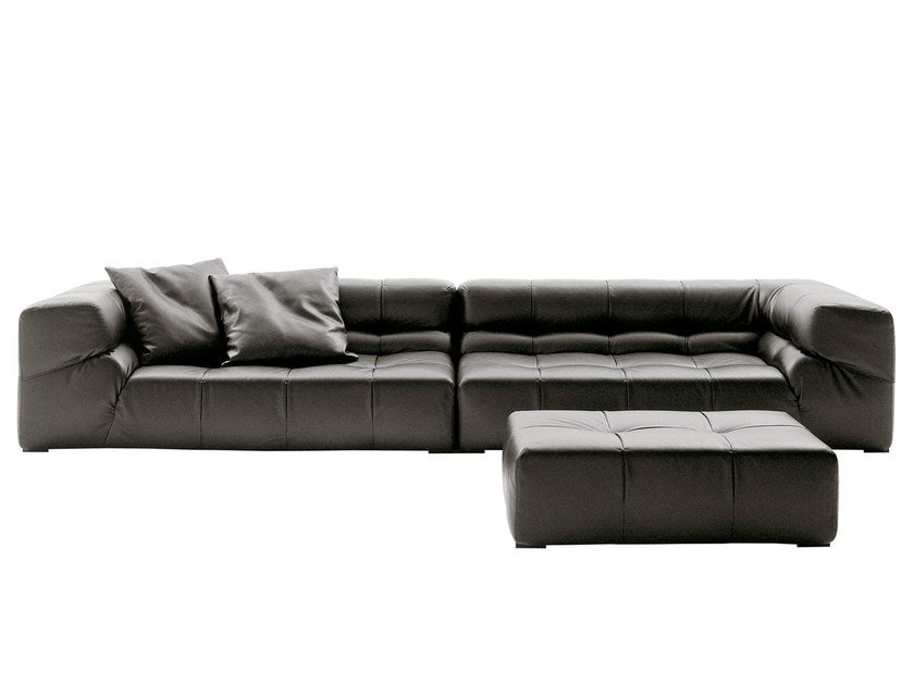 TUFTY TIME LEATHER   Divano componibile