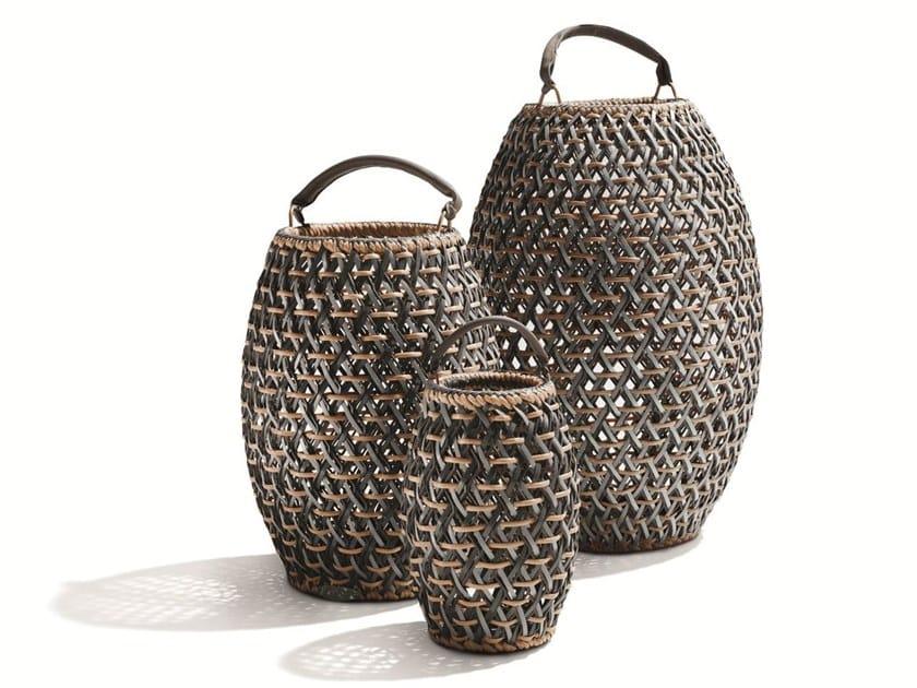 Composite material lantern DALA | Lantern by Dedon