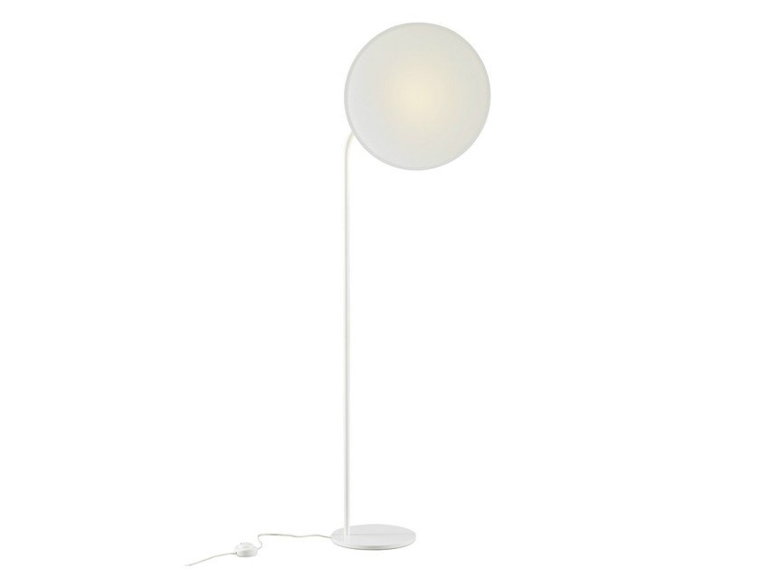 Indirect light fluorescent reading lamp OWL | Reading lamp by Ligne Roset