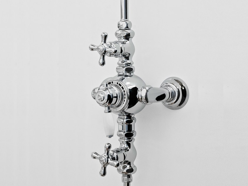 Thermostatic shower mixer ROMA | IS3284 by RUBINETTERIE STELLA