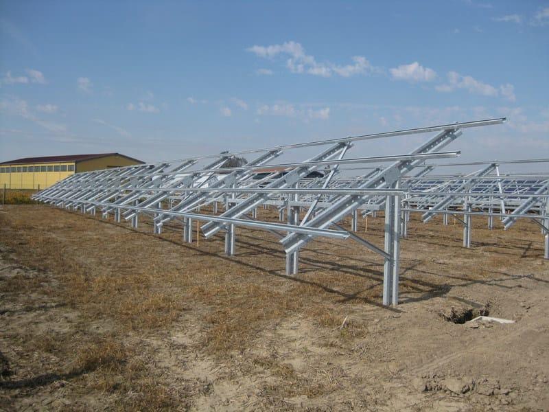 Strutture per fotovoltaico SCAFF SYSTEM
