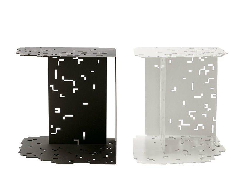 Plate coffee table DIGITABLE by B&B Italia