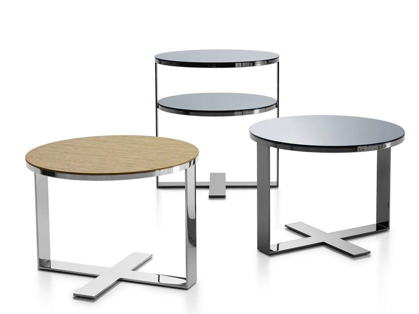 Round coffee table EILEEN | Coffee table by B&B Italia