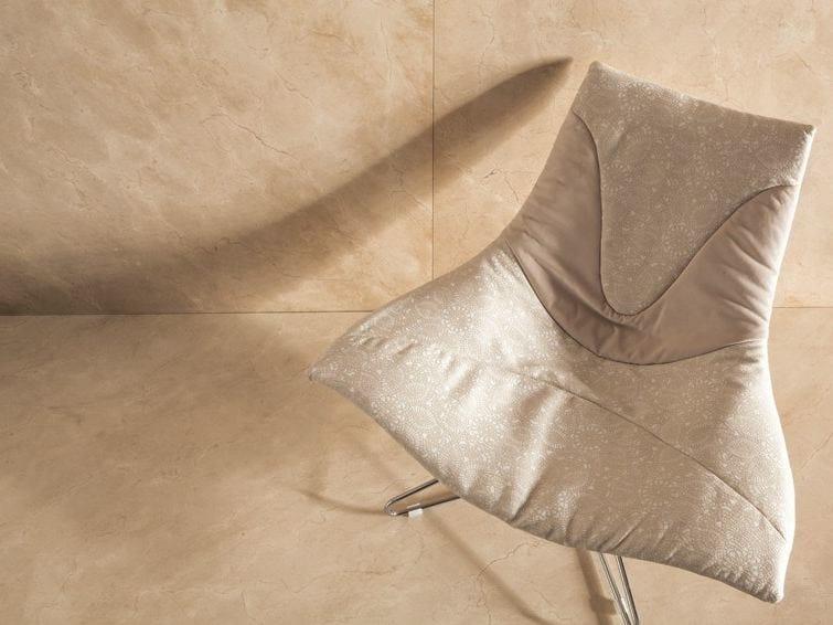 Pavimento/rivestimento effetto marmo ULTRA MARMI - CREMA MARFIL by ARIOSTEA