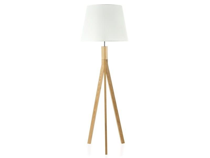Ash floor lamp SVEN FL by ENVY