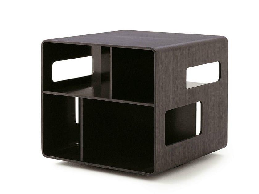 Square coffee table ARNE | Coffee table by B&B Italia
