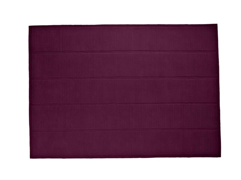 Rectangular wool rug CRATIS | Rectangular rug by B&B Italia