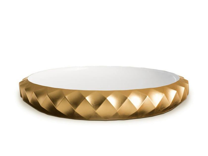 Ceramic serving bowl JOKER | Serving bowl by B&B Italia