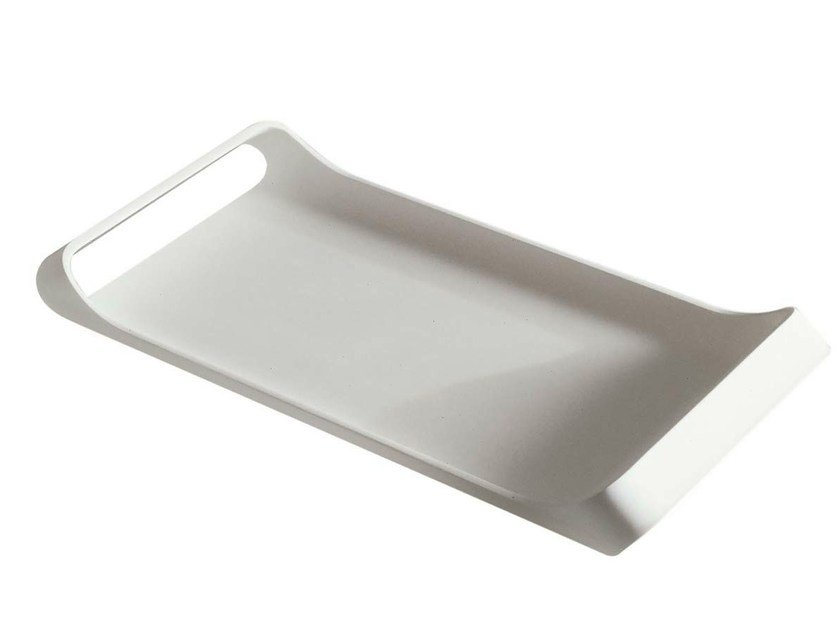 Corian® tray LOOP by B&B Italia