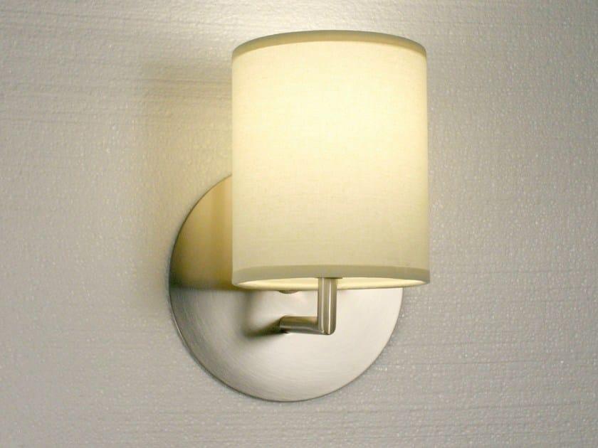 Applique con paralume in lino DASH   Applique by Lampa