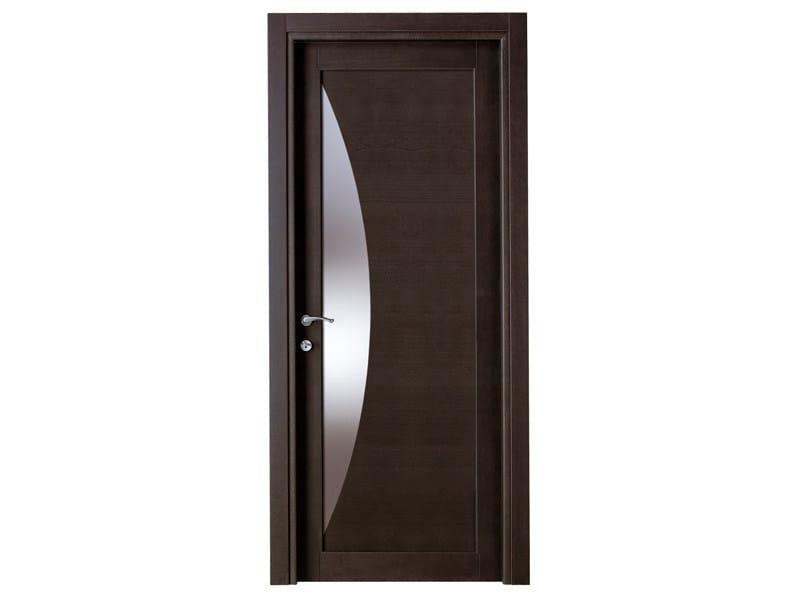 Hinged wooden door BALTIMORA NEW – 2034 by Bertolotto Porte