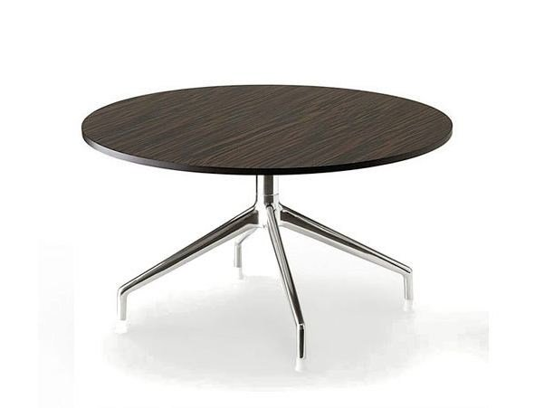 Round bistro side table SINA | Coffee table by B&B Italia Project