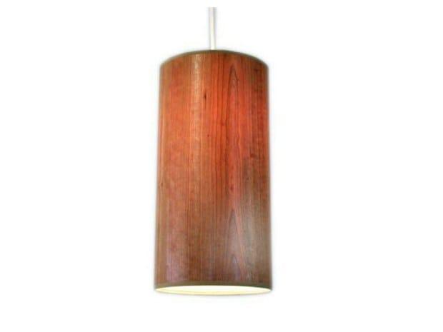 Wood veneer pendant lamp DASH | Pendant lamp by Lampa