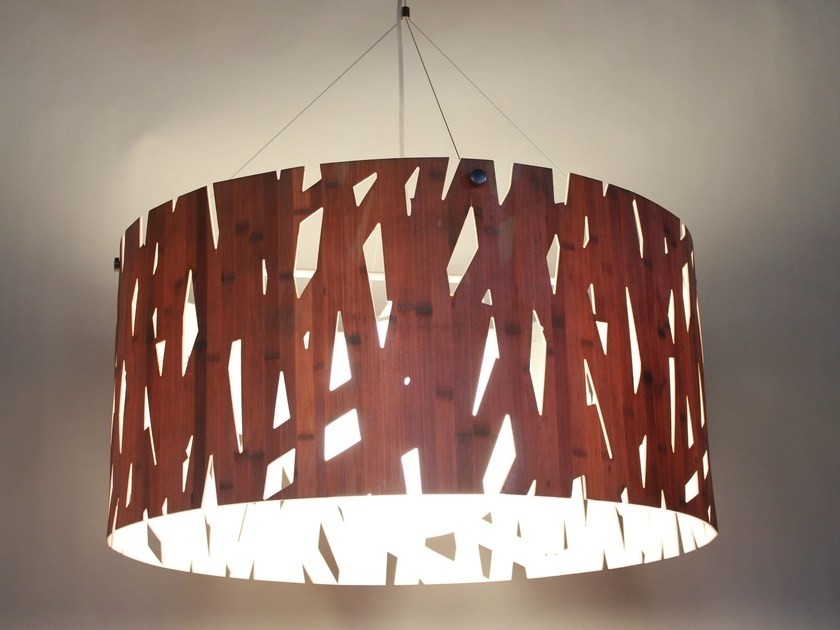 Pendant lamp FOREST SATELLITE by Lampa