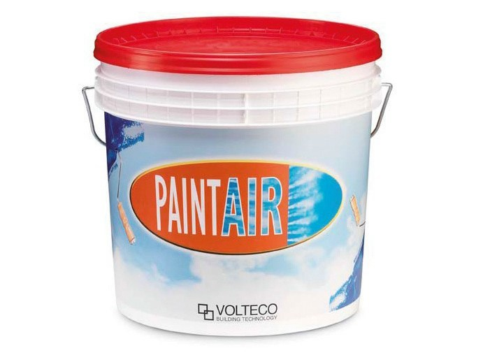 Acrylic-siloxane paint PAINT AIR by Volteco