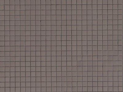 Porcelain stoneware mosaic TEKNOTESSERE CENERE by MUTINA