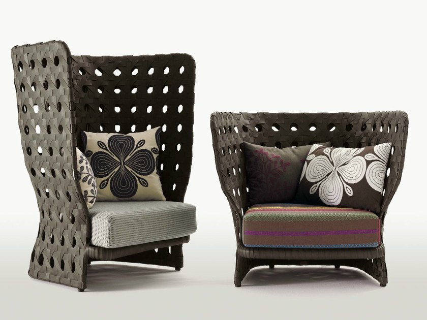 canasta garden armchair by b b italia outdoor design patricia urquiola rh archiproducts com Patricia Urquiola Furniture Coffee Table Patricia Urquiola Knitted Furniture