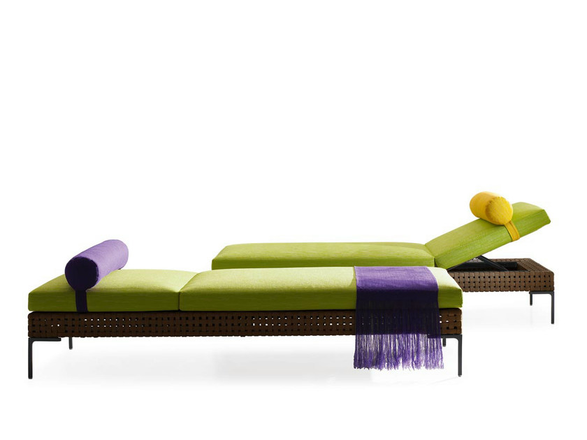 B B Italia Charles Sofa charles outdoor garden daybed by b b italia outdoor design antonio